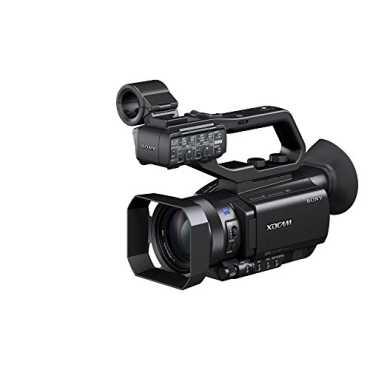 Sony PXW-X70 XDCAM XAVC HD422 Camcorder. - Black