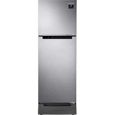 Samsung RT28T3122S8/HL 253 L 2 Star Frost Free Double Door Refrigerator (Elegant Inox)