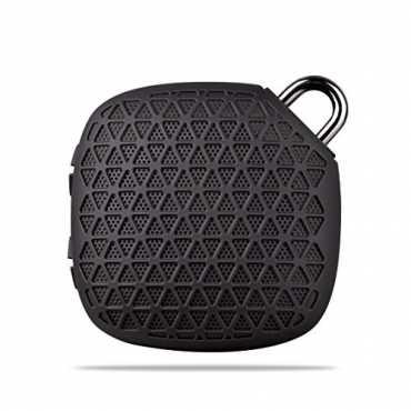 Pebble JukeBox Bluetooth Wireless Speaker - Black   Blue