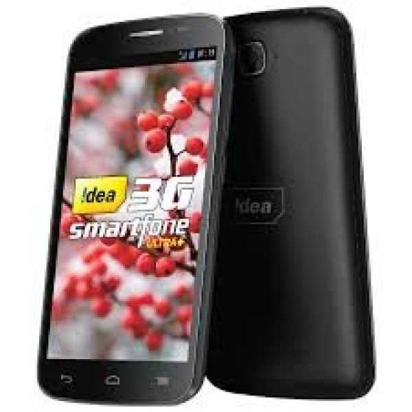 Idea Ultra Plus - Black