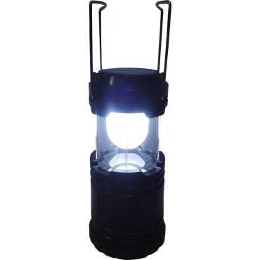 Surya G-85 Solar Lantern Emergency Light - Black