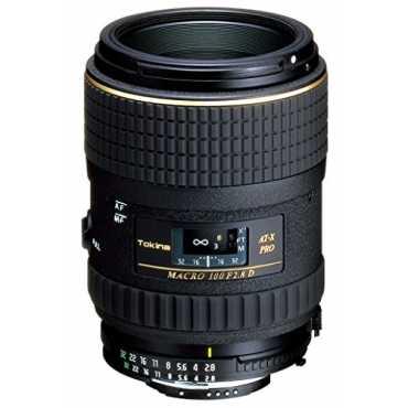 Tokina AT-X M100 PRO D AF 100mm f/2.8 MacroLens (for Canon DSLR)