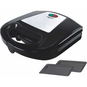 Mellerware ST02 2 Slice Sandwich Maker - Black