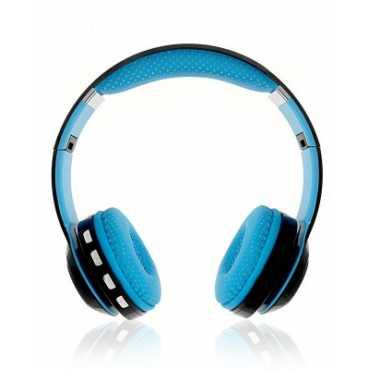 Inext IN-914 Bluetooth Headphones - Blue   White   Black