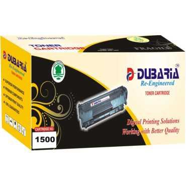Dubaria 1500 / KX-FA408CN Black Toner Cartridge - Black