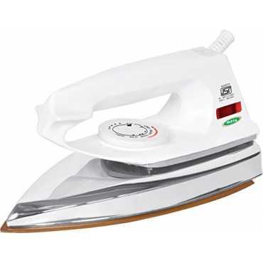 Insta Gamma 750W Dry Iron - White
