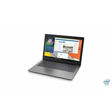 Lenovo Ideapad 330 (81DE012RIN) Laptop - Black