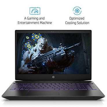 HP Pavilion 15-CX0140TX Laptop - Black