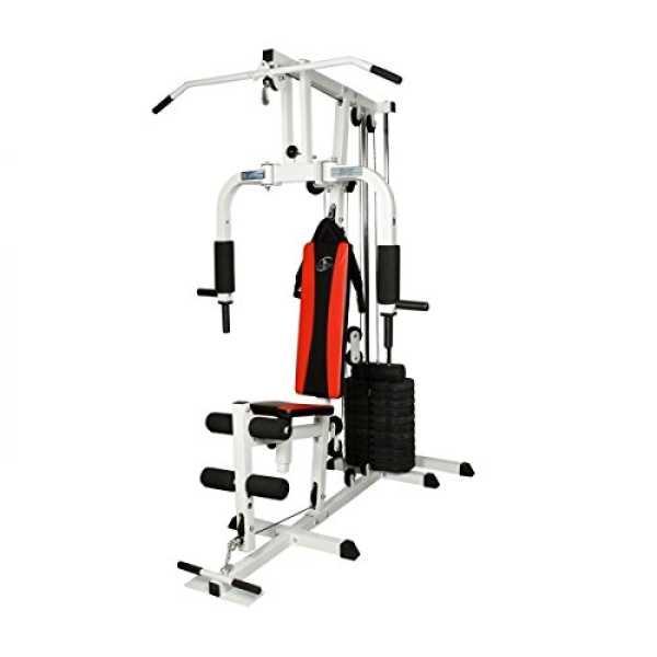 Aerofit HF9116 Home Gym (With Rangifer Gym Gloves)