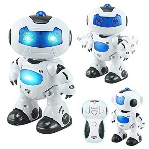 Agnet Bingo Remote Control Robot Toy