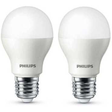 Philips 7W E27 LED Bulb Cool Day Light Pack of 2