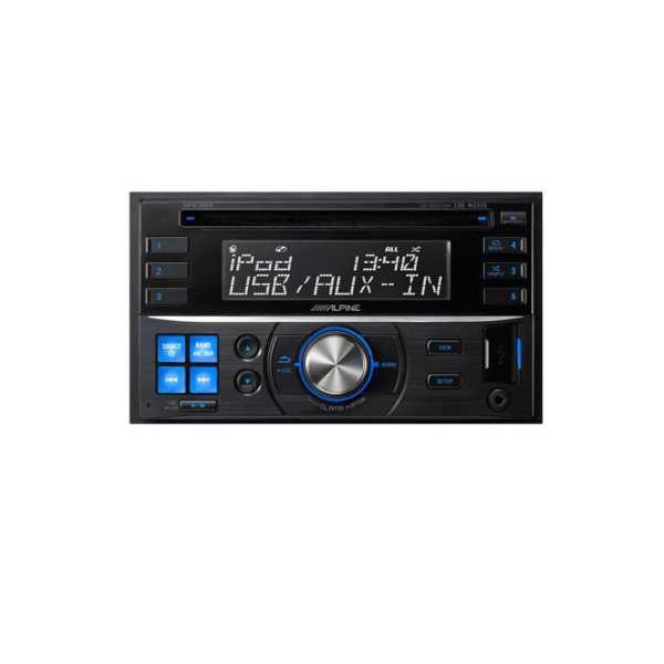 Alpine CDE-W233E Car Stereo