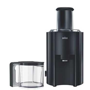Braun Multiquick 3 J300 800W Juicer - Black
