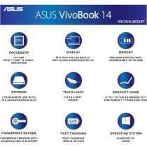 ASUS VivoBook 14 (X412UA-EK319T) Laptop