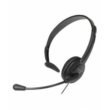 Panasonic RP-TCA400E-K Headset - Black