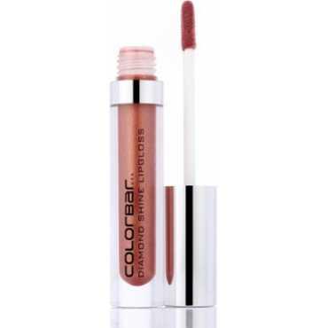 Colorbar  Diamond Shine Lip Gloss (008 Brown Girl) - Brown