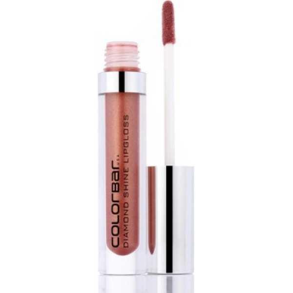 Colorbar  Diamond Shine Lip Gloss (008 Brown Girl)