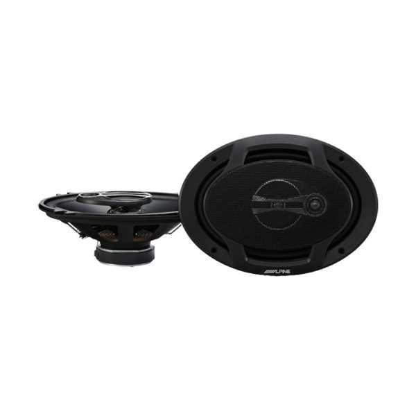 Alpine SPJ-691C3 Type-J 6x9 inch Coaxial speaker (400 W)