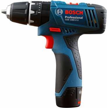 Bosch GSB 1080-2-LI Power Tool Kit (100 Tools)