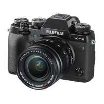 Fujifilm X-T2 Mirrorless Digital Camera 18-55mm F2 8-4 0 R LM OIS Lens