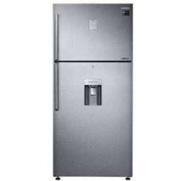 Samsung RT54K6558SL 523 L 3 Star Frost Free Double Door Refrigerator