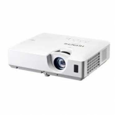 Hitachi CP RX250 LCD Projector - White