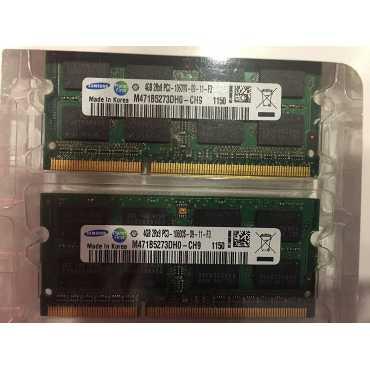 Samsung (M471B5273DH0-CH9) 8GB DDR3 (2X4GB) Laptop Ram