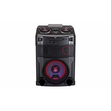 LG OM7550D Boom Box - Black