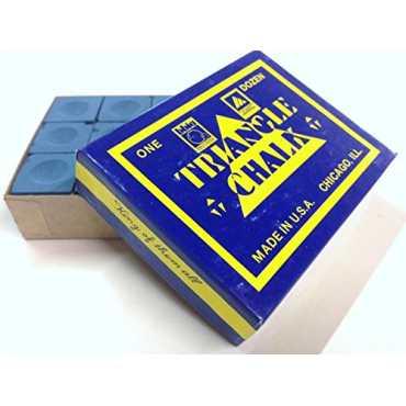 21 Balls Triangle Chalk Blue