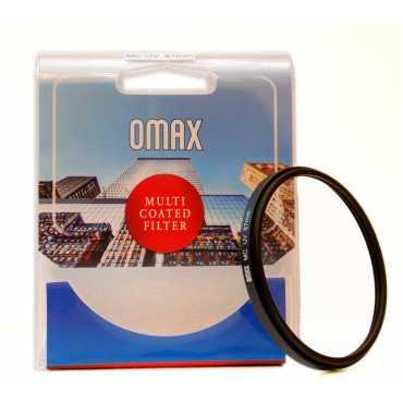 Omax 67mm Multi Coated UV Filter