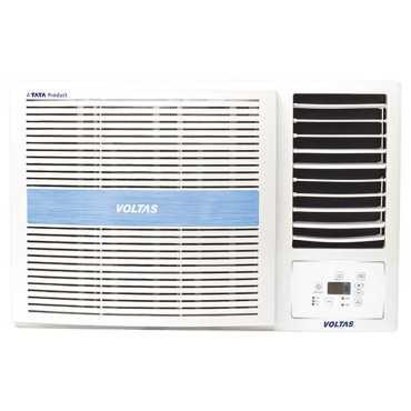 Voltas 185 MZJ 1.5 Ton 5 Star WIndow Air Conditioner - Brown | White