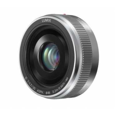 Panasonic Lumix H-H020AS G 20mm/F1.7 II Lens - Silver