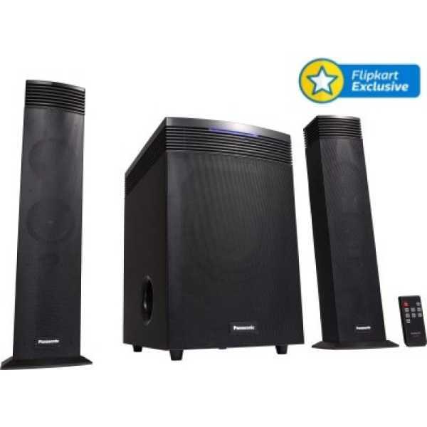 Panasonic SC-HT21GW-K 2 1 Home Audio Speaker