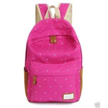 Aeoss Women Camping Hiking Travel Backpack - Green | Pink