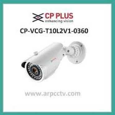 CP PLUS CP-VCG-T10L2V1 720P Bullet CCTV Camera