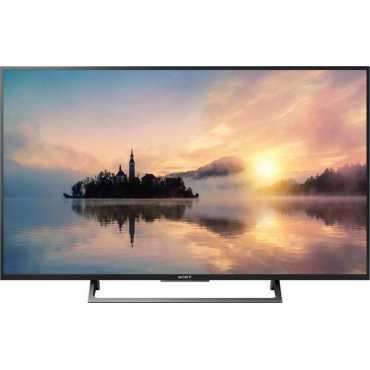 Sony Bravia KD-49X7002E 49 Inch 4K Ultra HD Smart LED TV - Black