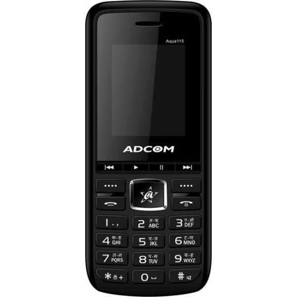 Adcom 115 - Grey | Black