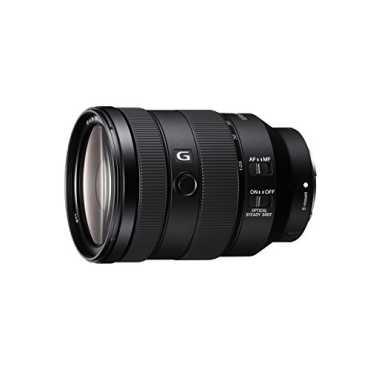 Sony FE 24-105mm f/4 G OSS Lens - Black