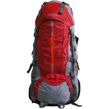 Inlander Decamp 1009 Backpack (70 L) - Black | Green | Blue | Grey | Red | Orange