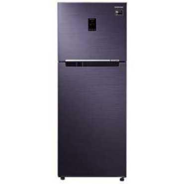 Samsung RT39M5538UT 394 L 3 Star Frost Free Double Door Refrigerator