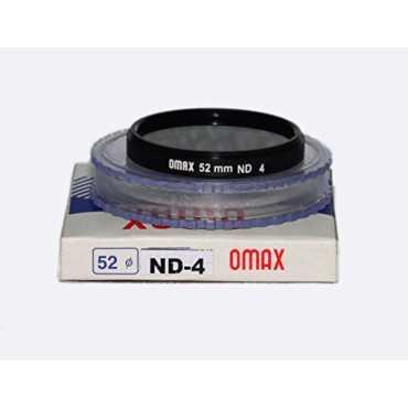 Omax 52 mm Neutral Density - 4 Filter