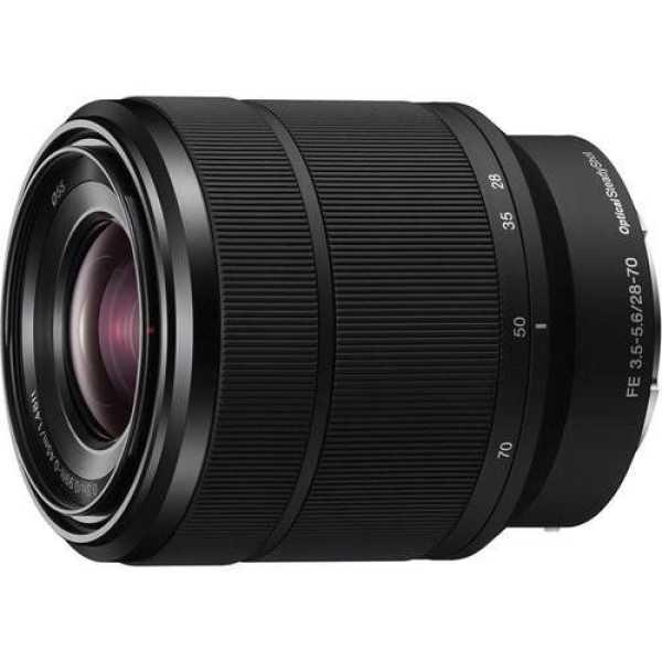 Sony SEL2870 FE 28-70mm F3.5-5.6 OSS Lens