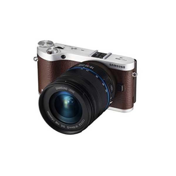 Samsung NX300 Mirrorless Camera(With 18-55 lens)
