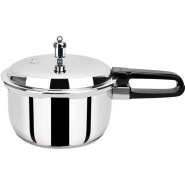 Pristine spc2 Stainless Steel 2 L Pressure Cooker - Silver | Steel