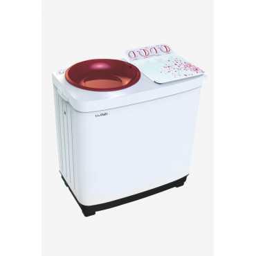 Lloyd 8.5Kg Semi Automatic Top Load Washing Machine (LWMS85LT2) - White