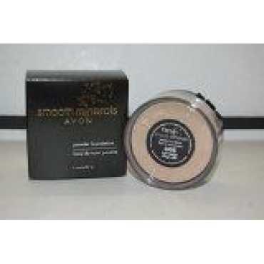 Avon Smooth Minerals Loose Powder Foundation (M05 Light Beige)