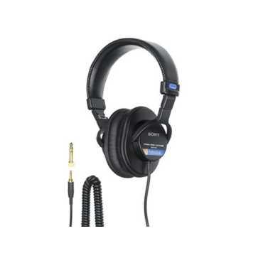 Sony MDR-7506 Headphones - Black
