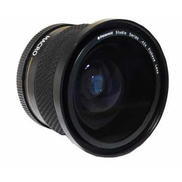 Polaroid Studio Series 58mm 42X HD Fisheye Lens
