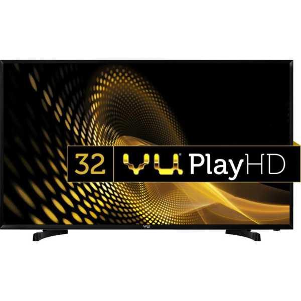 Vu 32EF120 32 Inch HD Ready LED TV - Black