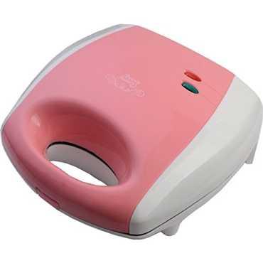 Savvy ST-18 Sandwich Maker - Pink